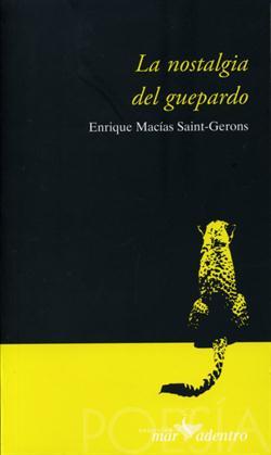 La nostalgia del guepardo